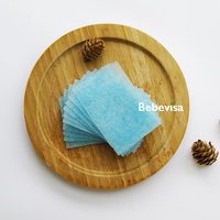 Blueberry Best selling 100% Natural Konjac Wipes Personal Care wholesale