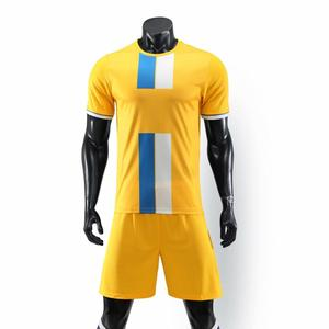 Wholesale No Logo Plain Soccer Jersey Customized Your Own Name Football  Shirt Blank Soccer Uniform