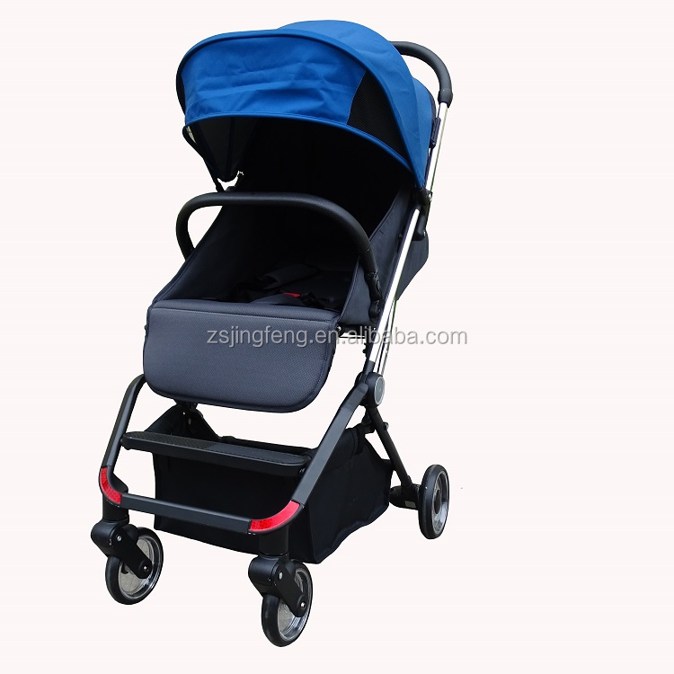 Hot Sale Customized Lightweight New Auto Folded Baby Stroller With EN1888