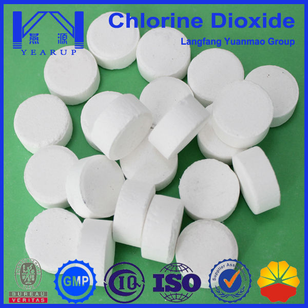 20g Effervescent Tablets for Water Disinfectant