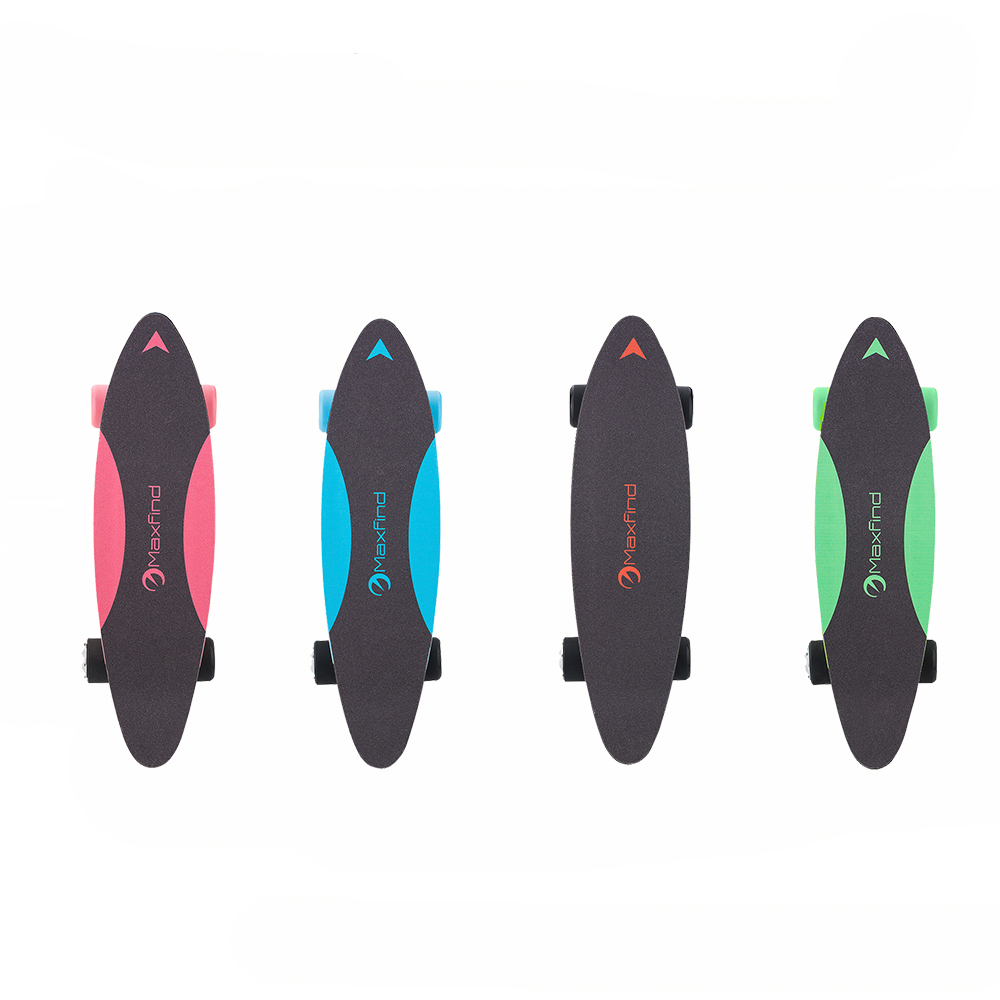 Maxfind Electric Skateboard Four Colors for Option