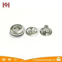 Contrast Tin Pearl Buttons