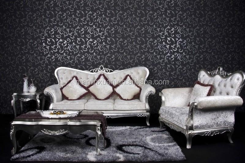 luxe franse barok sofa ontwerp klassieke meubels woonkamer