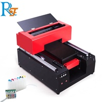 RFC edible cake printer photo a4 food printer for coffee,macaron,chocolate,candy machine