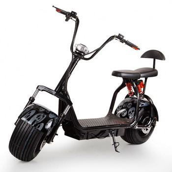 Chinese Manufacturer Two Wheel Cheap Eagle Electric Scooter 2000w 40ah -  Buy Electric Askmy Scooter,Electric Scooter With Big Wheels,Taotao Electric