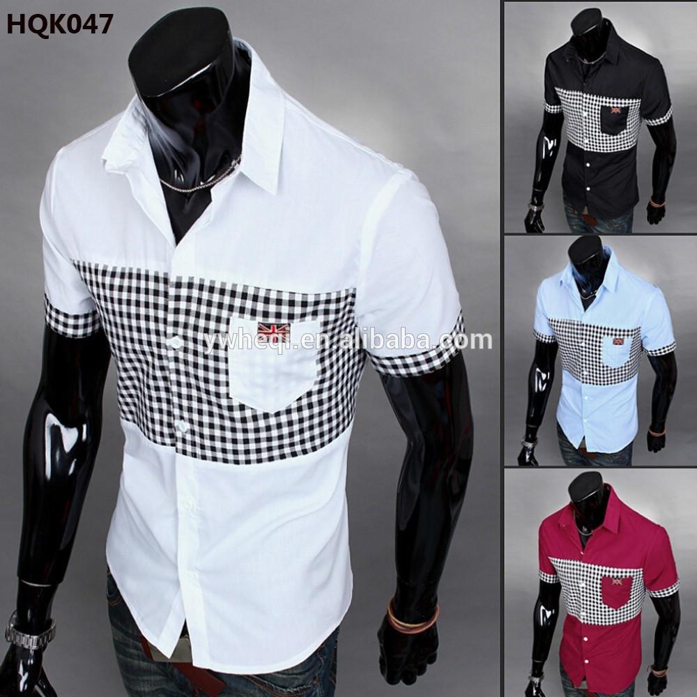 Top venta de nuevo de moda de lujo de la belleza camisas for Lo ultimo en moda para hombres