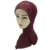Muslim Cotton Instant Hijab Scarf Crystal Design for Women