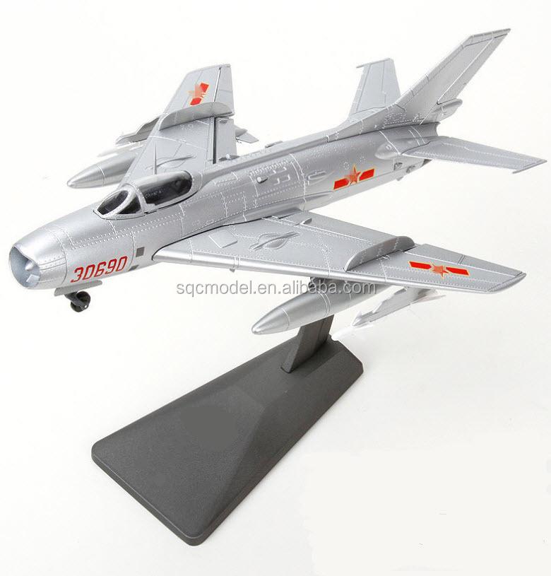Custom 1:48 Scale Diecast J-6 Jet Engine Model Airplane - Buy Airplane  Model,Custom Model,Custom Airplane Model Product on Alibaba com