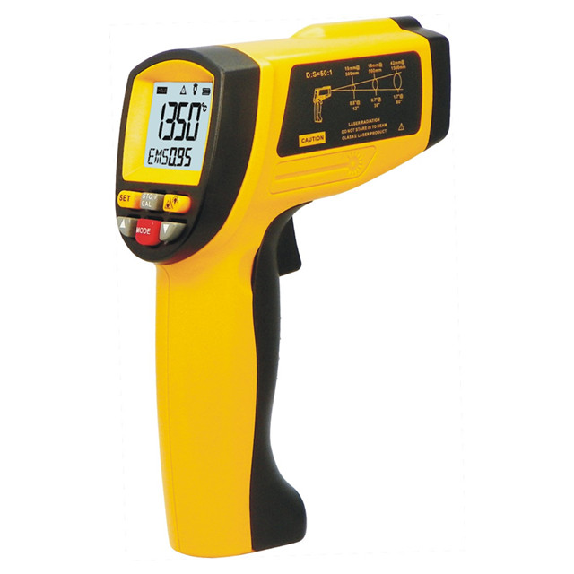 China HD1350 Lowest Price gun type digital infrared thermometer - KingCare | KingCare.net