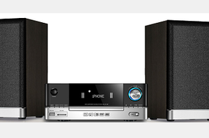 2.1ch DVD mini combo hifi system with wireless BT
