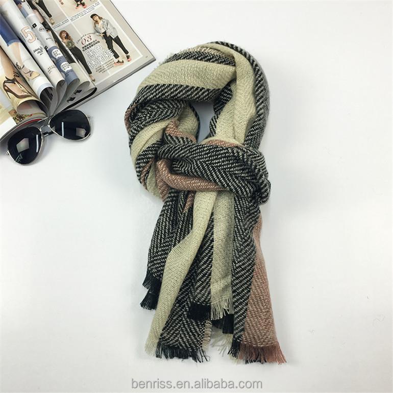 Venta al por mayor bufanda tejida a mano-Compre online los mejores ...
