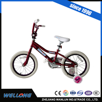OEM ODM available yellow girl child bike with good price Best quality 16 inch folding bike CE standard kids bicycle