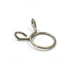Hongsheng Stainless Steel Torsion Wire Spring Hose Clamp