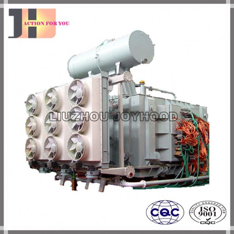 Professional direct current electric arc furnace transformer