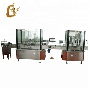 Manufacturer sale pharmacy equipment machinery for filling with VIDEO