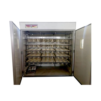 Big capacity automatic 180pcs ostrich eggs incubator for sale