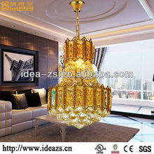 C98168 amber crystal chandelier,pendant lamp glass,crystal key chain with light