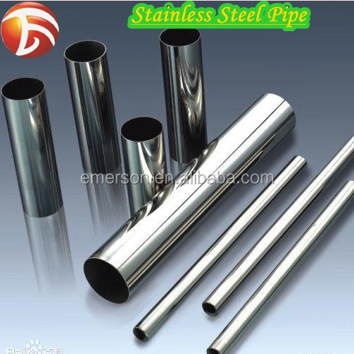 Mill Test Certificate Stailess Steel Mirror Welded Tube 304 316 316L Stainless Steel Tube Price List