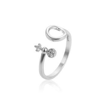 14790 Desain Baru Terbaru Xuping Wanita Wanita Cincin Jari 1 Gram Emas Putih Untuk Anak Perempuan Buy Baru Jari Wanita Desain Cincin Cincin Wanita 1