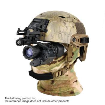 090a61d14a185 Equipamentos de arma chinesa Tactical militar digital PVS 14 caça  infravermelho óculos de visão noturna para