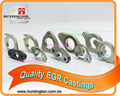 OEM manufacturing high quality EGR flanges
