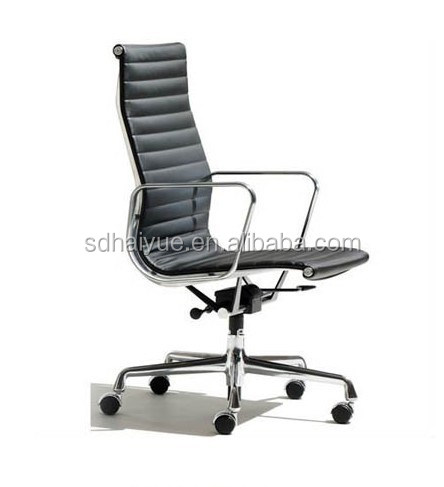 Luxury Gaslift High Back and good selling for promotion EMS metal frame chair