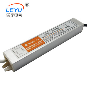 CE power led driver 18W 12V waterproof SMPS 1.5A IP67 transformer