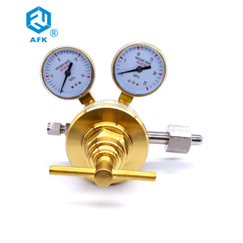 High Flow High Pressure 5000psi Piston Oxygen Argon Nitrogen Helium  Hydrogen Air Gas Pressure Regulator - Buy Gas Pressure Regulator,Air Gas  Pressure