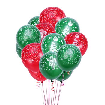 assorted colored balloons bulk made with strong latex for helium or