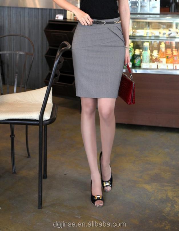 Ladies Formal Knee Length Skirt, Ladies Formal Knee Length Skirt ...