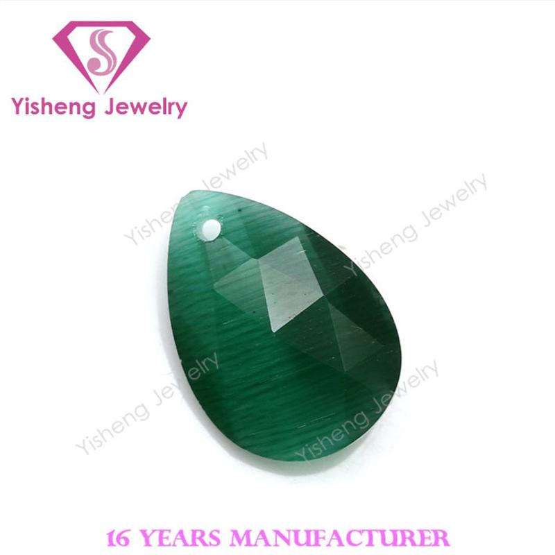 45809a9c5418 China Pear Shape Gems Pendant