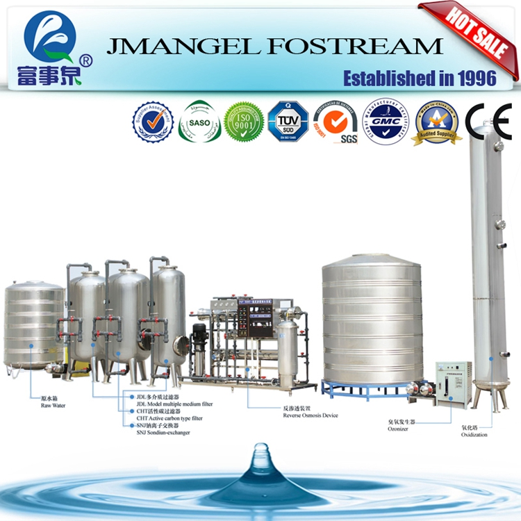 Factory Manufacturing hot export ozone generator water treatment/ro water purification