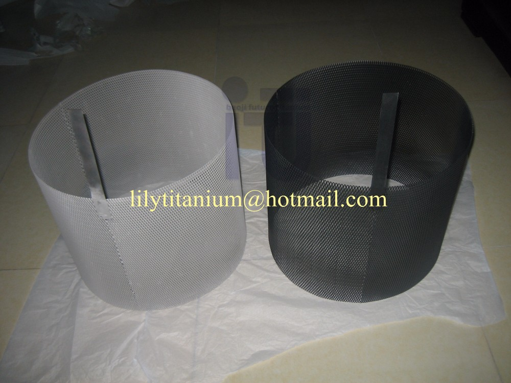 competitive price platinized titanium mesh anode for electrolysis