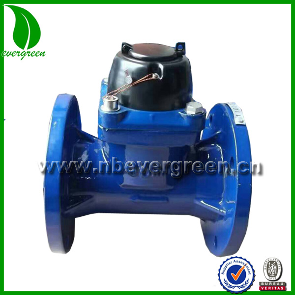 Agriculture Irrigation Flow Water Meter Price with flange connection
