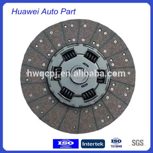 Good quality heavy truck clutch disc 1878080033