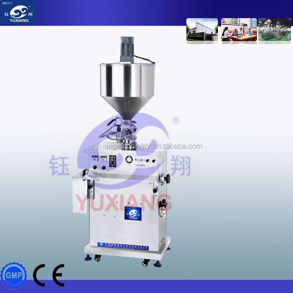 low price heat-preservation vertical filling machine for ointment cosmetic
