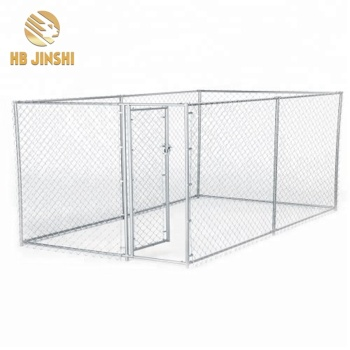 10x10x6 Foot Classic Galvanized Outdoor Chain Link Dog Kennel Buy Dog Kennel Chain Link Dog Kennel Outdoor Dog Kennel Product On Alibaba Com