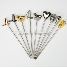 High quality stainless steel cocktail pick