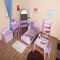 Licensed products wooden children furniture