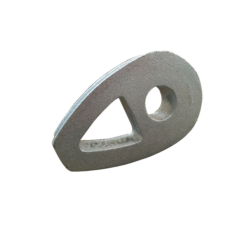 Din3091 ductile iron malleable thimble for wire rope