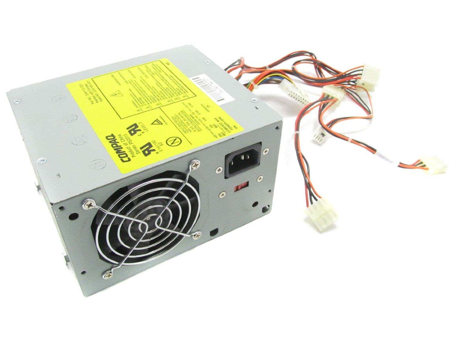 Get Quotations · HP PS-5201-4T2 PS2013 ATX 200w Power Supply 334169-001