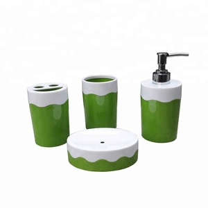 Christmas Tree Design Bathroom Accessories Gift Sets