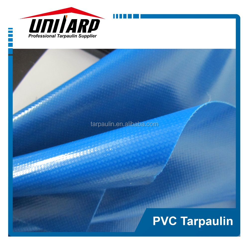 Fire resistant and hemical resistant tarpaulin vinyl pvc