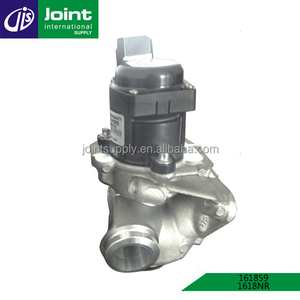 NEW EGR VALVE 161859/ 1618NR/ 1682737/ 555187/ 88086/ 555006/ 9660276280 for PEUGEOT FORD MAZDA VOLVO