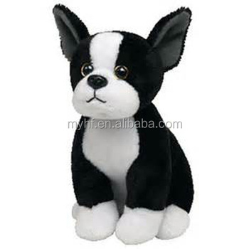 Custom Plush Toy Wholesale Animal Boston Terrier Dog Soft Toy Buy