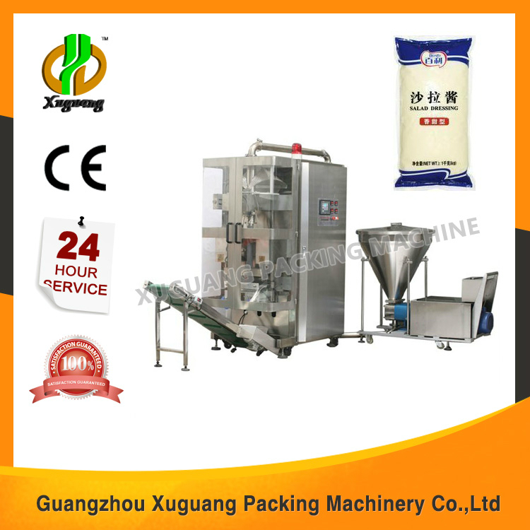 200ml liquid packing machine for orange juice