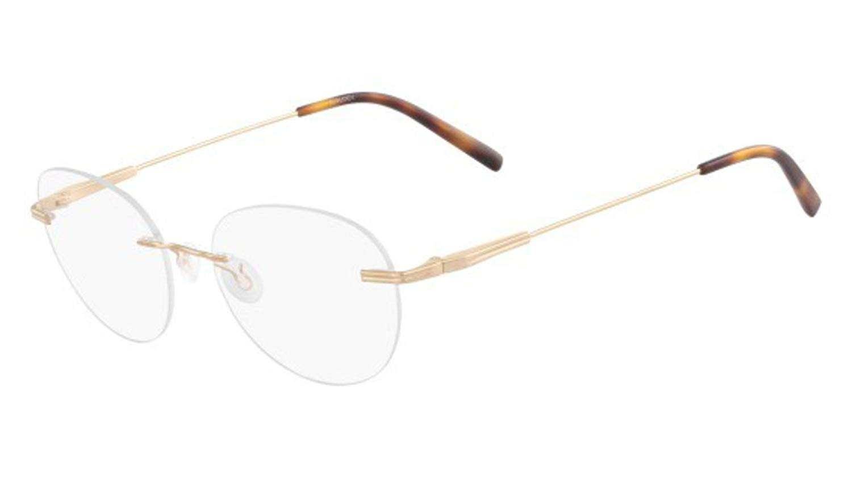 Eyeglasses MARCHON AIRLOCK AL SEVEN SIXTY 250 GOLD SAND