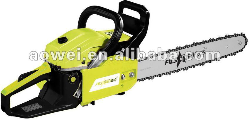 45cc zenoah chainsaws with 18 inch oregon chain CE Approved yd45 chain saw