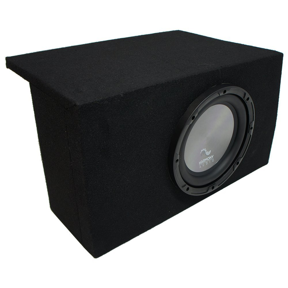 Cheap Ford Mustang Fuse Box Find Deals On Get Quotations 2005 2014 Coupe Harmony Audio A102 Single 10 Sub Enclosure New