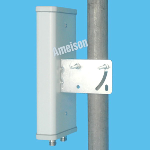 Antenna Manufacturer 2x15dBi 65 Degree Dual Polarized sector base station panel WiFi 5.8ghz mimo antenna